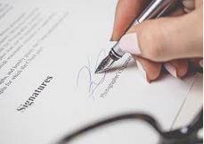 Le directeur de l'URSSAF doit signer, sinon c'est annulé.