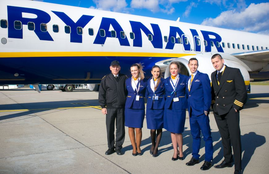 Ryanair tacle l'URSSAF