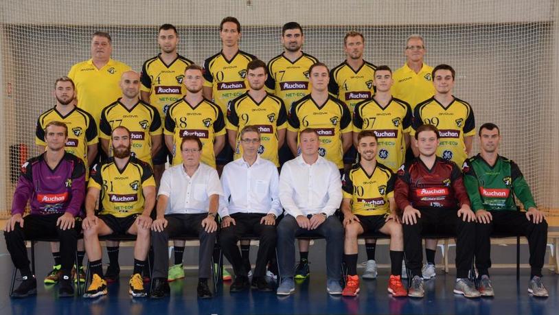 70 000 € de redressement pour le club de handball de Belfort